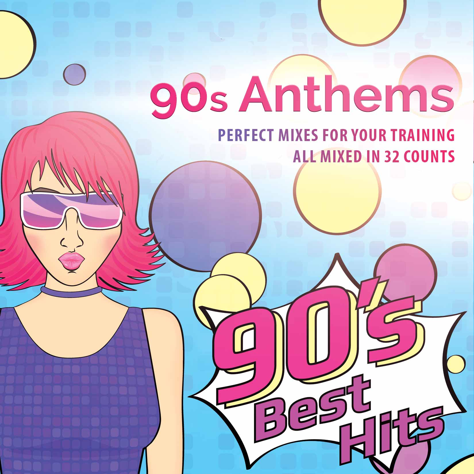 Workout Music Lab | 90s Anthems