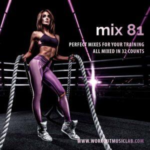 workout music sets mixes mix 81