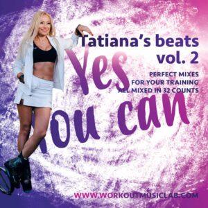 Tatiana Petrica Demiralp cyprys kangoo instructor dance mix workout music