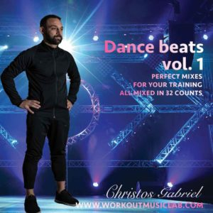 workout music lab mixes 32 count bpm aerobic fitness set kangoo step aerobic greek christos gabriel step instructor