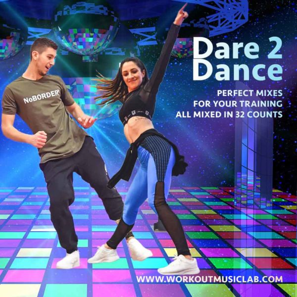 OMG, r u ready for a new workout mix? ??? Fitness presenters from Greece, Christine Papado and Tasos Tzivis workout mix dance