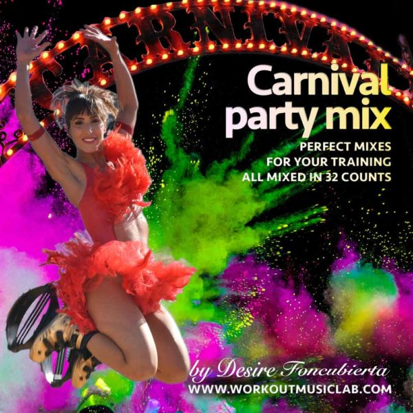workout music mix set carnival party songs desire spain