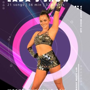lada berseneva kangoo jumps workout mix songs fitness music song