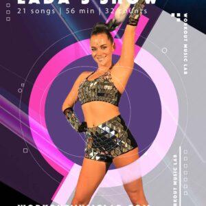 lada berseneva kangoo jumps workout mix songs fitness music song
