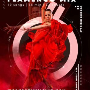 workout music lab fitness mix class flamenco