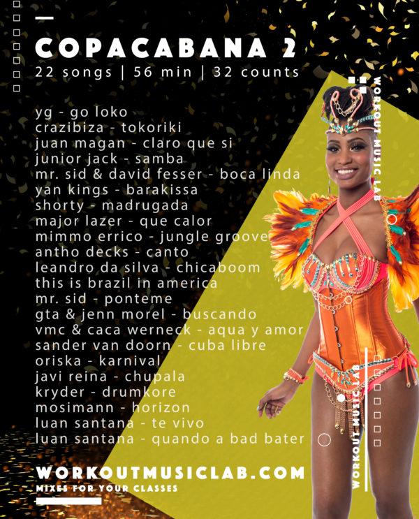 workout music lab fitness mix class brasilian brazilian set tribal house mix