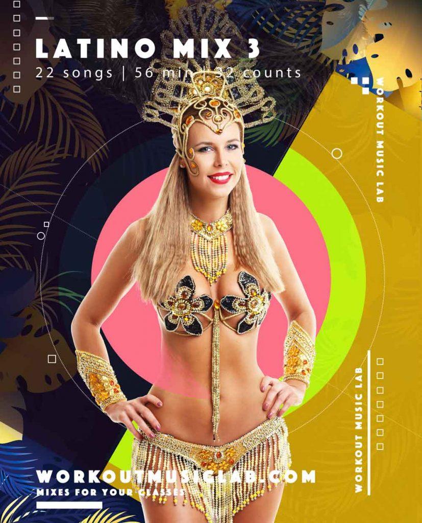 workout music lab fitness mix class brasilian brazilian set tribal house mix latino mix