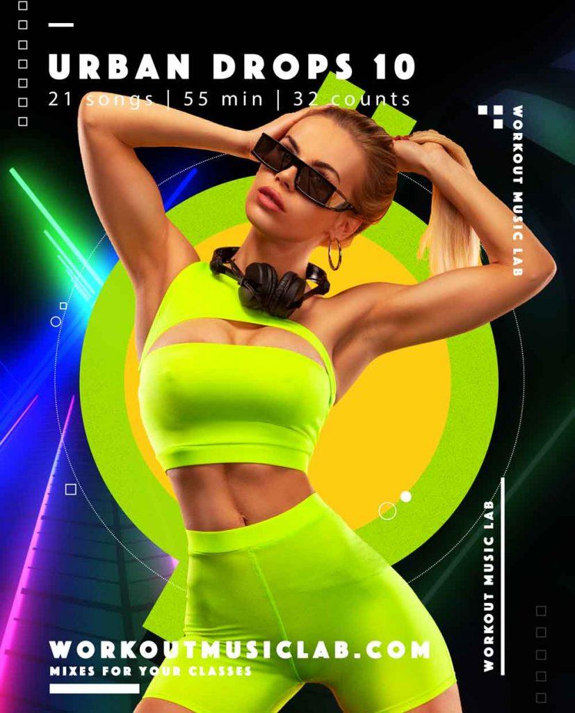 workout music lab fitness mix class hits dance pop charts